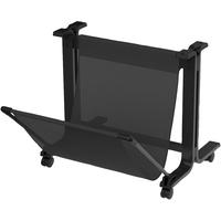 HP Socle pour imprimante DesignJet T100/T500 24 pouces Meuble d'imprimante - Noir
