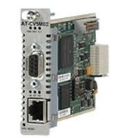 Allied Telesis Converteon™ series management line card Netwerk media converters