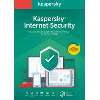 Kaspersky Lab Internet Security 2020 Software