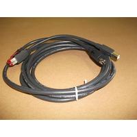 Epson 010842A Cyberdata P-USB Printerkabel - Zwart