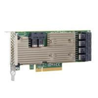 Broadcom 9305-24i Adaptateur Interface - Aluminium,Noir,Vert