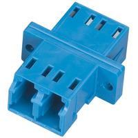 Black Box Coupleurs à fibre optique pour connexions multimodes Adaptateurs de fibres optiques - Bleu