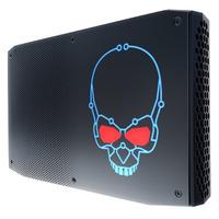Intel NUC Kit NUC8i7HVK Barebone - Zwart