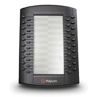 POLY 2200-46300-025 Commutateur de téléphonie - Noir