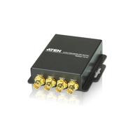 ATEN 6-Port 3G-SDI Splitter Répartiteur vidéo - Noir