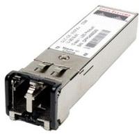 Cisco 100BASE-FX SFP transceiver module for Gigabit Ethernet ports, 1310nm wavelength, 2km over MMF Modules .....