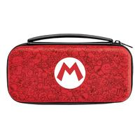 PDP Switch Deluxe Travel Case - Mario Remix Edition, EU - Rood