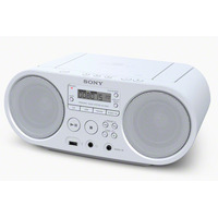 Sony ZS-PS50 CD-radio - Wit