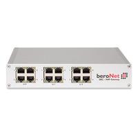 BeroNet BNSBC-L-1PRI Passerelle/périphérique d'administration réseau - Blanc