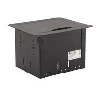 Kramer Electronics TBUS-1AXL Elektrische behuizingen - Zwart
