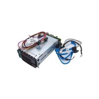 Intel 2U Rear Hot-swap Dual Drive Cage Upgrade Kit A2UREARHSDK2 Drive bay paneel - Zwart,Grijs