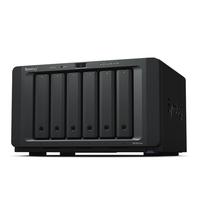 Synology DiskStation NAS, Intel Xeon D-1527, 2.2 GHz, 8 GB DDR4, ECC, SO-DIMM, 3 x USB 3.0, 2 x eSATA, 2 x 1GbE .....