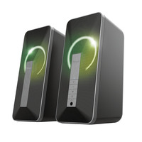 Trust Arva - 2.0 Speakerset - 20W - Bluetooth 5.0 - Zwart Luidspreker
