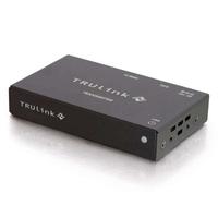 C2G TruLink AV extenders - Zwart