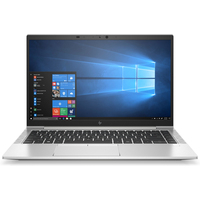 HP EliteBook 845 G7 Portable - Argent