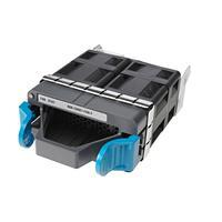 Cisco Nexus 6001 Fan Module, Back-to-Front (Port Side Exhaust) Airflow, spare Hardware koeling accessoire - Zwart, .....