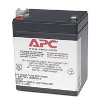 APC Battery Cartridge Batterie de l'onduleur - Noir