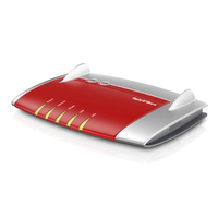 AVM FRITZ!Box 4040 Router - Rood,Zilver