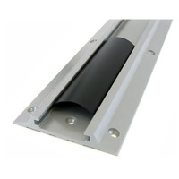 """Ergotron Attachment Options 26"""" Wall Track Cable-trunking systemen - Aluminium"""