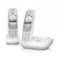Gigaset A415A Duo Téléphone - Blanc