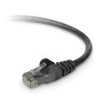 Belkin UTP CAT6 3m Netwerkkabel - Zwart