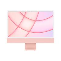 Apple iMac M1 Retina 4.5K Display 8GB RAM 512GB SSD (QWERTY) All-in-one pc - Roze