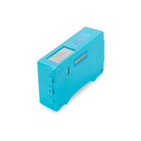 Digitus Glasfaserstecker Reiniger Adaptateurs de fibres optiques - Bleu