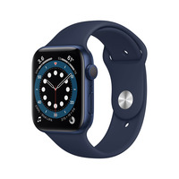 Apple Watch Series 6 44mm Blauw Smartwatch