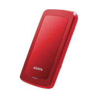 ADATA HDD Ext HV300 2TB RED Disque dur externe - Rouge