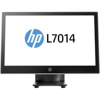 HP L7014 14-inch retailmonitor Paal displays - Zwart,Zilver