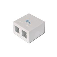 Digitus AT-AG 302A-WH Inbouweenheid - Wit