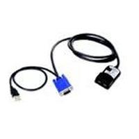 IBM USB Conversion Option (UCO) Câbles KVM