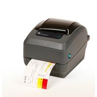 Zebra GX430t Labelprinter - Zwart, Grijs