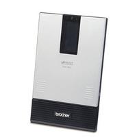Brother MW-260 - 300 x 300dpi, 3ppm, 1100mAh Li-Ion, USB 2.0, 520g Imprimante d'étiquette