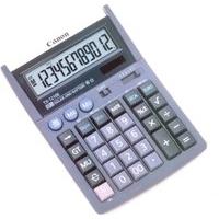 Canon TX-1210E Calculator - Lila