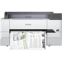 Epson SureColor SC-T3405N - wireless printer (No stand) Imprimante grand format - Pigment noir,Pigment .....