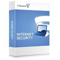 F-SECURE Internet Security 1Y, 1PC (OEM) Software