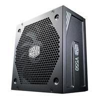 Cooler Master V550 Gold-V2 Gestabiliseerde voedingseenheden - Zwart