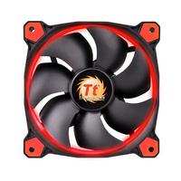 Thermaltake Riing 12 Cooling - Zwart, Rood