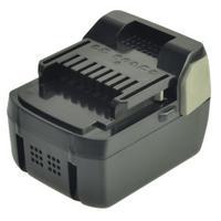 2-Power Power Tool Battery, 14.4V, 3000mAh - Noir