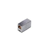 Digitus CAT 5e Modular Coupler Netwerk splitter - Zilver