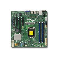 Supermicro X11SSM-F Carte mère du serveur/workstation