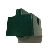 Dahle Snijmachinekop 507/508 met ronde glijstang Papier-knipper accessoire - Zwart