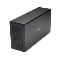 StarTech.com Chassis d'extension Thunderbolt 3 vers PCIe x16 avec sortie DisplayPort Station d'accueil - .....