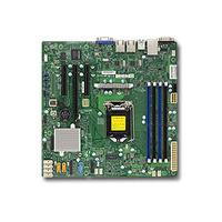 Supermicro X11SSL-F Carte mère du serveur/workstation