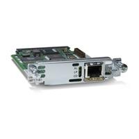 Cisco VWIC3-1MFT-G703, Refurbished Module de réseau voix
