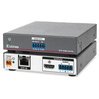 Extron DTP HDMI 4K 230 Rx AV ontvanger - Zwart, Roestvrijstaal