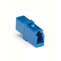 Black Box Coupleurs à fibre optique pour connexions multimodes - Bleu