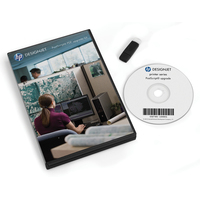 HP DesignJet PostScript/PDF Upgrade Kit Printeremulatie upgrade