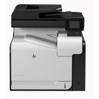HP LaserJet Pro M570dw Multifonction - Noir,Cyan,Magenta,Jaune